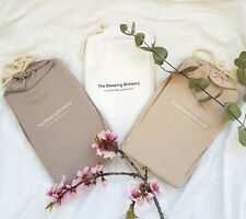 100% Organic Luxury Soft Bamboo Pillowcase -  TWIN PACK - 400 TC