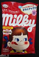 FUJIYA MILKY / Thick Condense Milk Candy / Made in Japan / 120g / PEKO MILKY