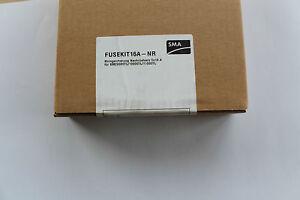 SMA SIBA  5 Stück Fusekit 16A - DC Sicherung 10x38