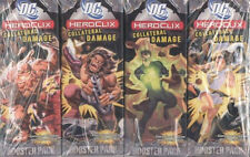 Heroclix DC Collateral Damage Booster Sealed