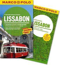 MARCO POLO Reiseführer Lissabon von Kathleen Becker (2014, Taschenbuch)