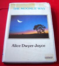 Alice Dwyer-Joyce The Moonlit Way 4-Tape UNABRIDGED Audio Book Alex Hall