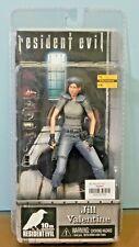 2006 Neca Capcom Resident Evil 10th Jill Valentine Series 1 Action Figure MOC