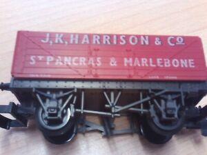 Lima j,k, harrison & co cart trailer carriage cargo locomotive wagon