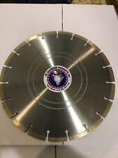 """14"""" x 125 Pr Diamond Refractory Masonry Fire Brick Saw Blade"""