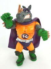 TMNT VINTAGE TEENAGE MUTANT TURTLES ~ SEWER HEROS ~ RHINOMAN ~ 1993 Playmates