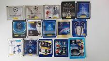 SET COMPLETO 15 BUSTINE CHAMPIONS LEAGUE PANINI DA 99 00 01 02 fino a 15 16 17