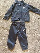TODDLER BOYS NIKE GARY TRACKSUIT PANTS JACKET OUTFIT SIZE 18 MONTHS