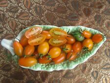Tomato – Lil' Orange Bullet (solanum lycopersicum) 25 Reliable Viable Seeds