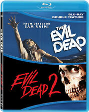 Evil Dead 1 & 2 Blu-ray