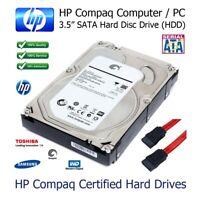 HP Pro 3500 MT 8.9cm SATA Festplatte (HDD) Upgrade / Ersatz 80GB Zu 2TB