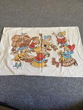 Snow White Pillow Case - Vintage