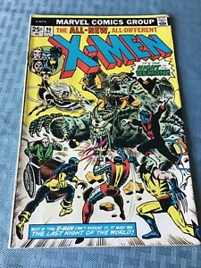 X-MEN #96 fine 6.0 marvel comics