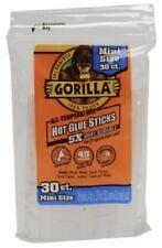 """Gorilla Glue, 2 Pack, 4"""", Mini Hot Glue Sticks"""