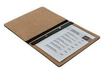 Thick Menu Book, Leather Menu, Restaurant Cover A5, Menu Folder, Menu Cover