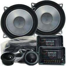 Hifonics 13cm Compo Lautsprecher Set für Mazda Premacy Heck