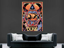 Jodorowsky dune movie poster frank herbert fiction art imprimé large