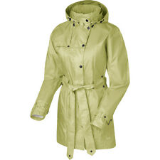 SIERRA DESIGNS Clandestine WATERPROOF Rain TRENCH COAT Travel JACKET Women sz XS
