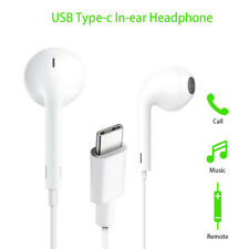 For Huawei Type C USB-C Earphones Stereo Headphones For P20 Mate 20 P30 P30 Pro