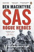 SAS: Rogue Heroes - the Authorized Wartime History By Ben MacIn .9780241186862