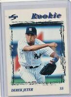 DEREK JETER 1996 SCORE BASEBALL ROOKIE CARD #240 NEW YORK YANKEES HOF 1/1 PSA 9?