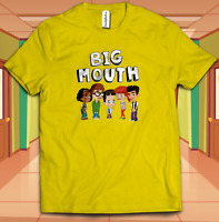 Big TV Series Mouth Characters T-shirt - Unisex Men's Women's Funny Tee