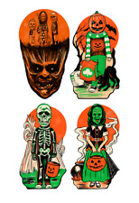 Halloween III Season of the Witch Wall Decor Series 1 Collection Trick or Treat