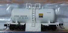 Atlas N #50001862 Exxon Chemicals 28' Beer Can Tank Car (Rd #102038)