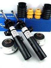 Sachs Amortiguador + Cojinete + Kit Guardapolvos Delantero BMW 3er E90 E91 E92