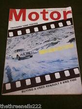 MOTOR MAGAZINE - TRIUMPH 1300 - JAN 29 1966