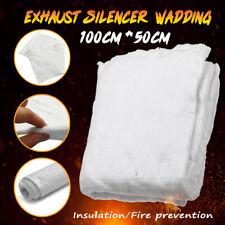 Packing Material 375x800mm Motorcycle Exhaust Repair Silencer Wadding High Temp