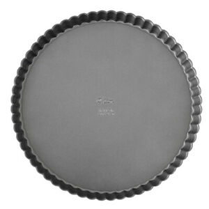 """(Round 9"""") - Wilton Excelle Elite Non-Stick Tart and Quiche Pan with Removable"""