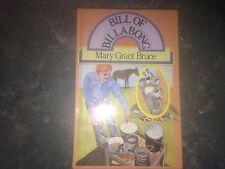 MARY GRANT BRUCE BILL OF BILLABONG HB Ward Lock 1980