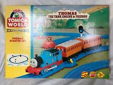 Tomy Tomica World Thomas The Tank Engine And Friends Starter Train Set 7400 New