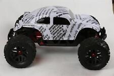 Custom Buggy Body Funny Sayings Shell for ARRMA 1/8 Nero 6S BLX VW Baja Beetle