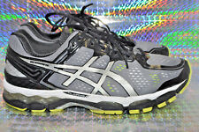 Men's ASICS Men's GEL-IGS Kayano 22 Running Sneakers  Size us 12-D