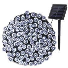 NEXVIN Luci Natalizie da Esterno Stringa di Luci a Energia Solare Impermeabil...