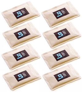 8 Boveda 84% Seasoning packs Factory Fresh Canada & International Buyers only!