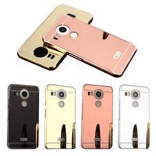 Metallic Mobile Phone Cases, Covers & Skins for LG Nexus 5X