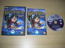& Harry Potter y la piedra filosofal Pc Cd Rom Envío rápido