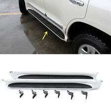 For Land Cruiser LC200 FJ200 08-15 A Pair Auto Side Pedal Nerf Bars Step Board