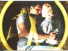X Files Season 9 Boxtopper Chase Card BL1