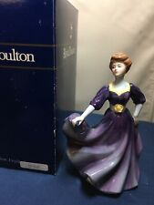 1982 ROYAL DOULTON (JACQUELINE) HN 2333 Boxed.Lovley Condition