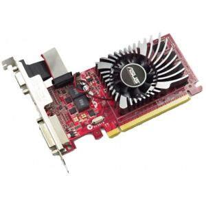 Asus Radeon R7 240 2GB HDMI DVI VGA Graphics card R7240-2GD3-L