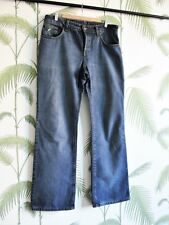 DKNY Women's Jeans Size 32-32 - 100% Cotton - City Bootcut - Button Fly