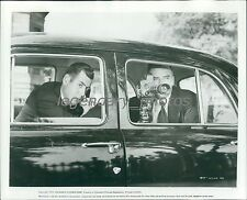 1952 Walk East on Beacon Original Press Photo Karel Stepanek