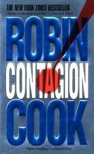Contagion by Robin Cook (1996, Paperback) GC