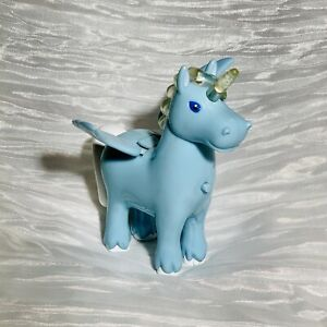 Neopets Blue Unicorn Interactive Voice Activated Electronic Pet 2002 Thinkway