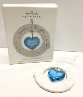 Hallmark Keepsake Ornament Mother And Daughter 2010 Friends Of The Heart