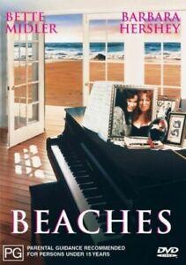 Beaches DVD Bette Midler, Barbara Hershey